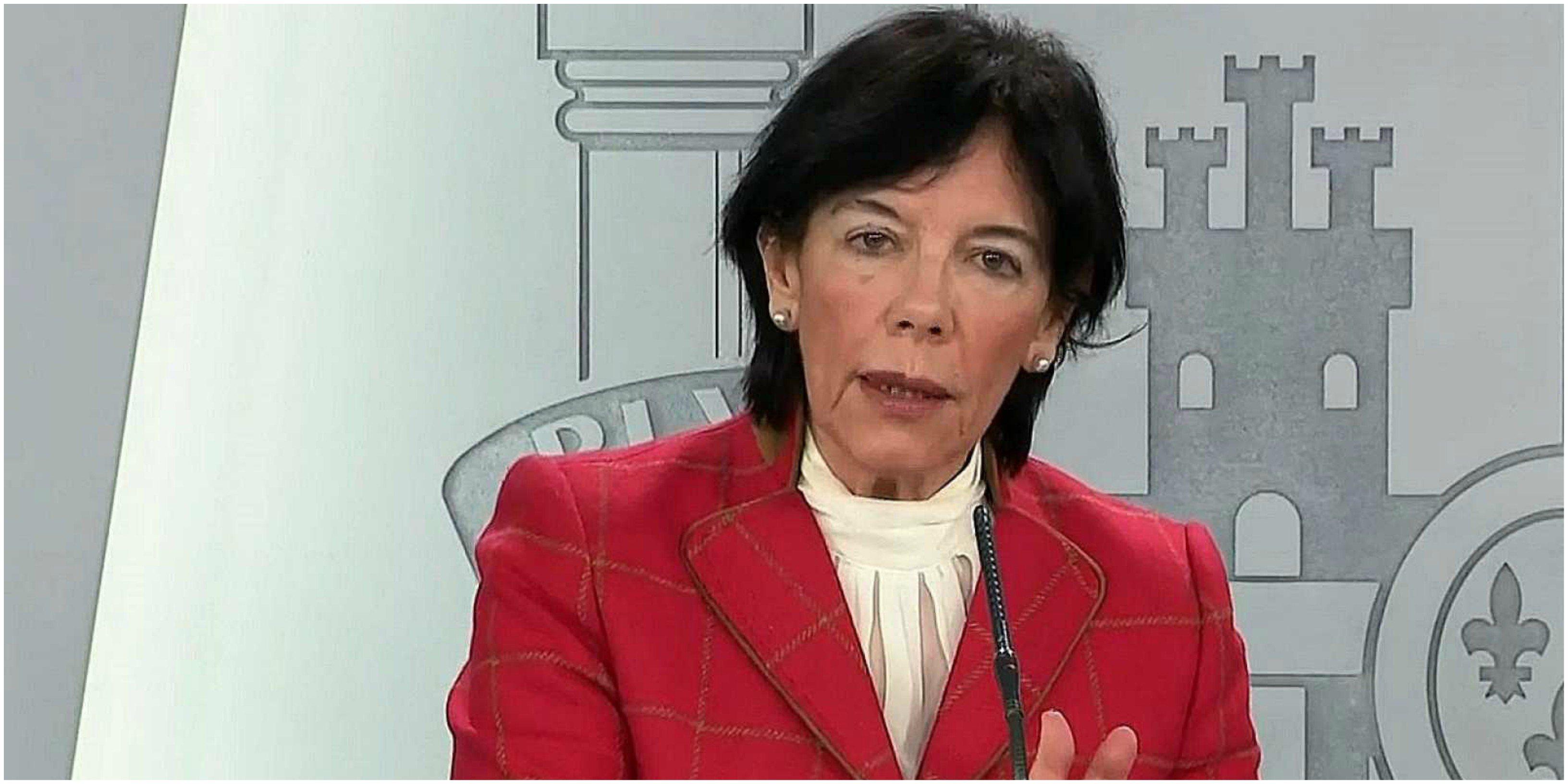 Ventanilla única. Isabel Celaá quiere imponer la escuela pública… y políticamente correcta