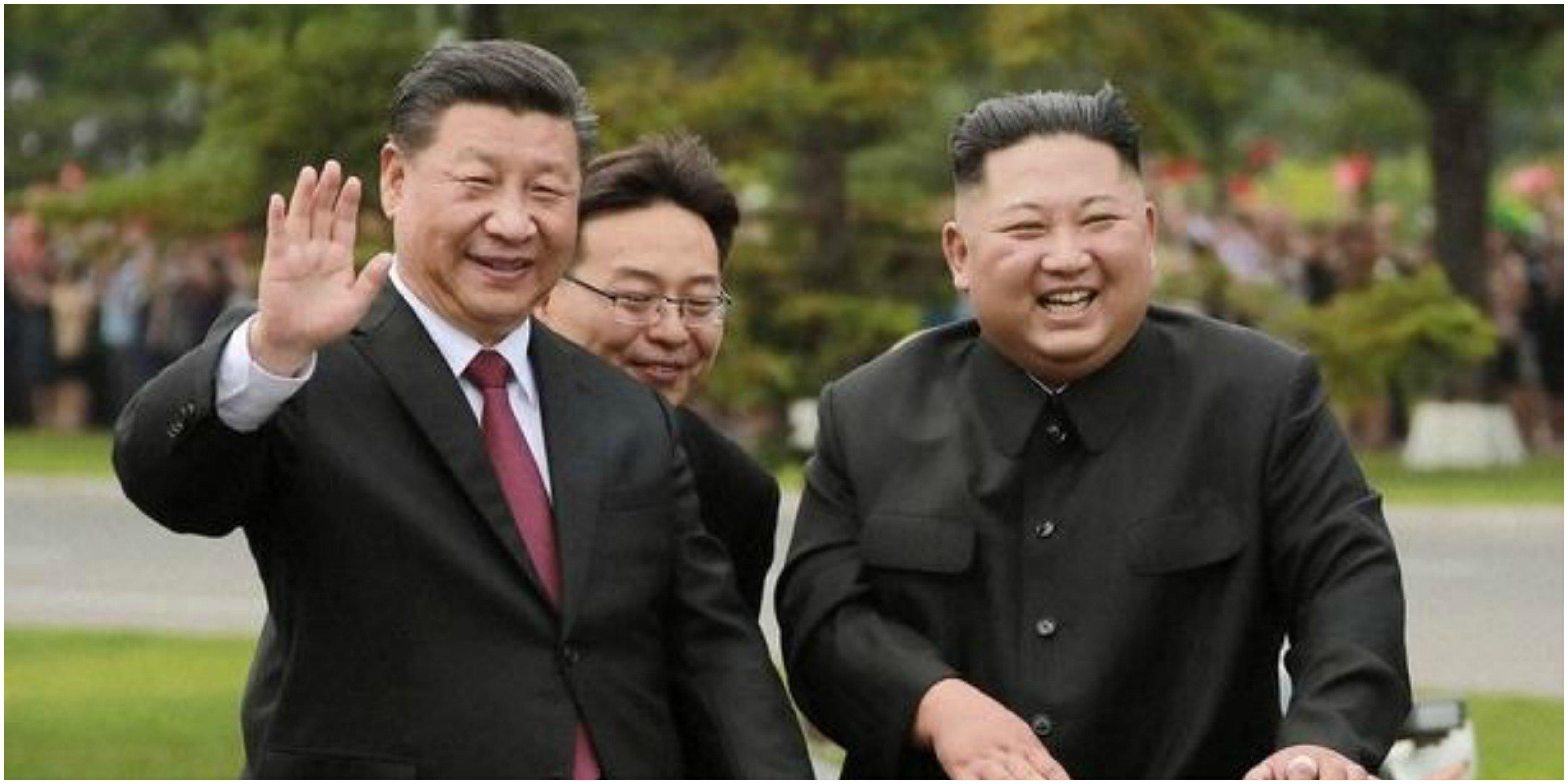 Kim felicita a Xi: definitivamente China ha ganado la batalla a EE UU