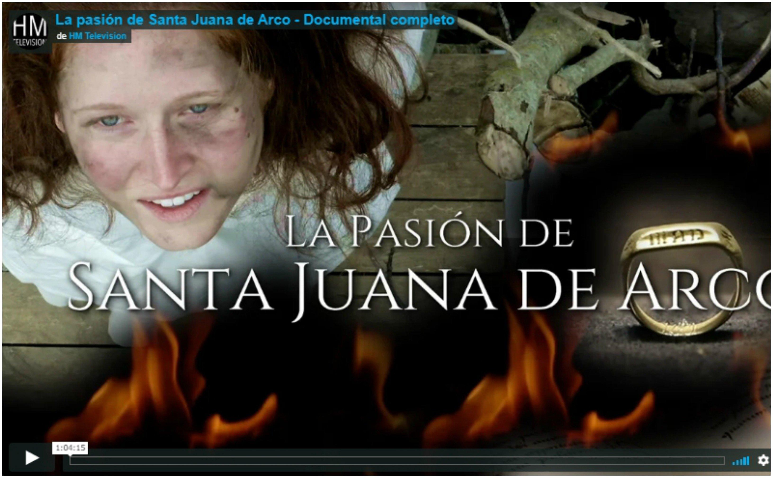 El mejor documental sobre la vida de Juana de Arco