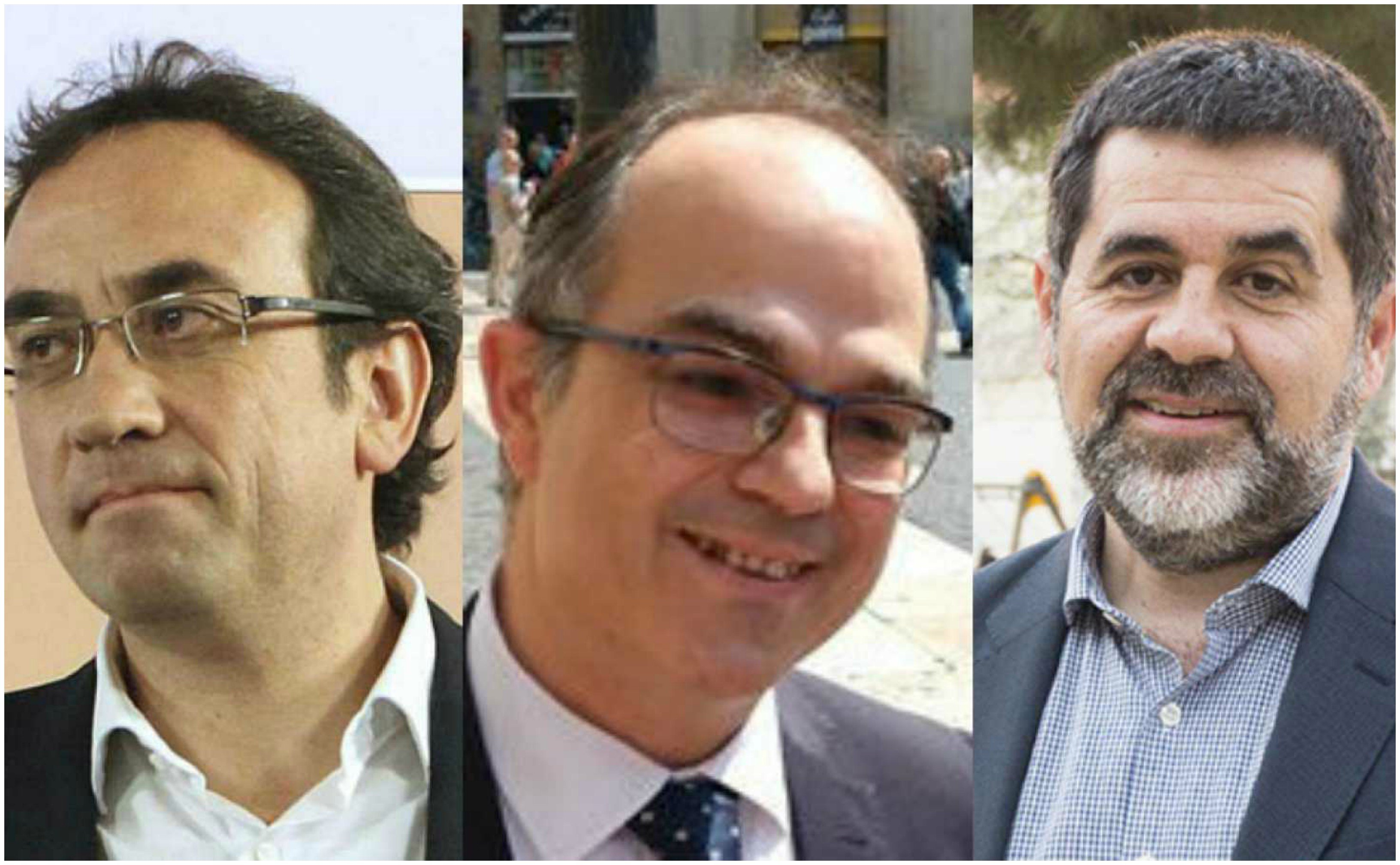 Las aventuras de Sánchez, Rull y Turull: vuelven a pedir al Tribunal Constitucional su libertad … el Covid-19 anula su riesgo de fuga