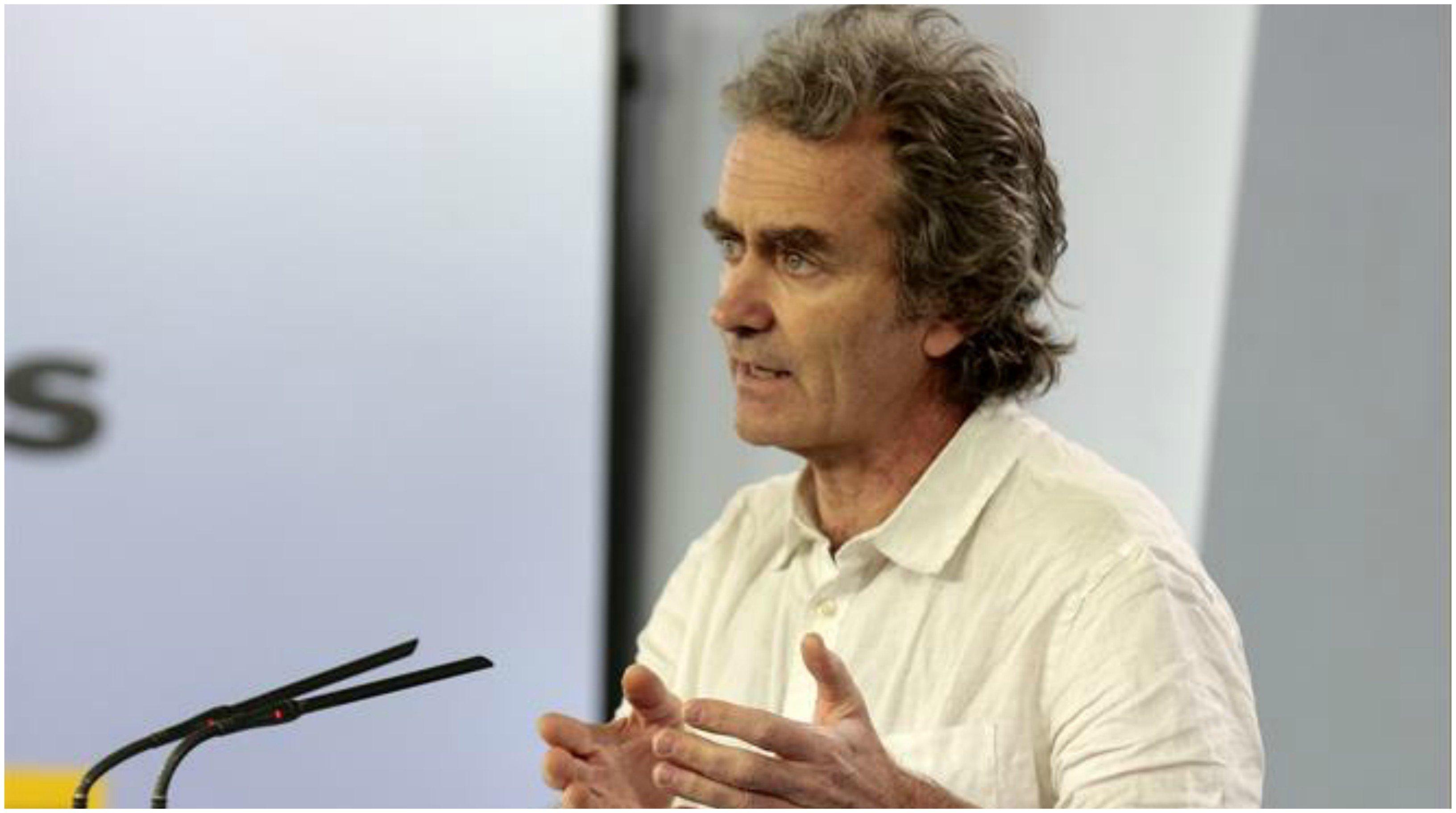 Mientras, continúa la estafa de Fernando Simón: compara los ritmos internacionales de crecimiento pero no los muertos ni los contagiados por habitante… que encabeza España
