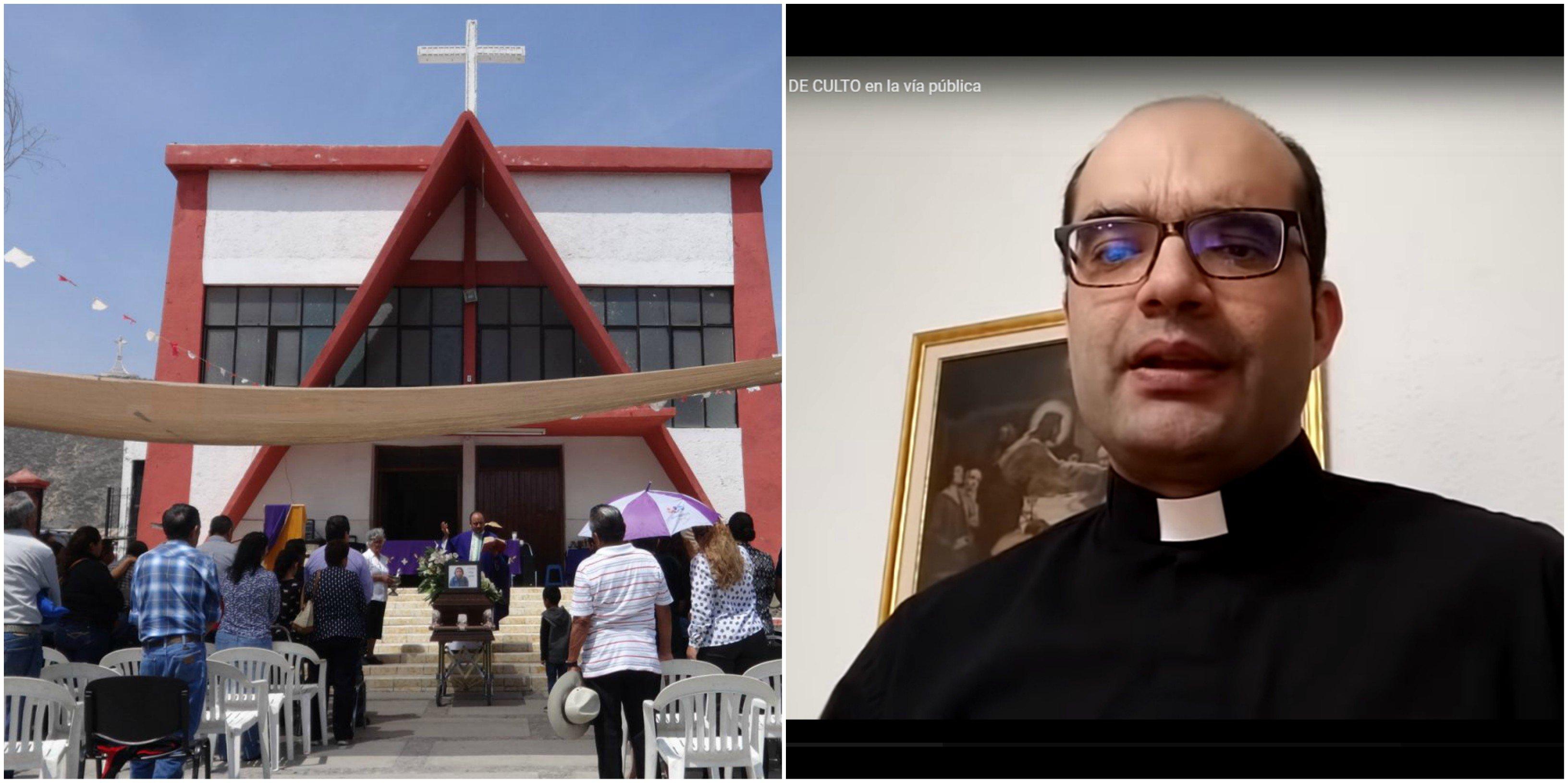Otra bofetada a la Iglesia: el Gobierno prohíbe el culto en la vía pública