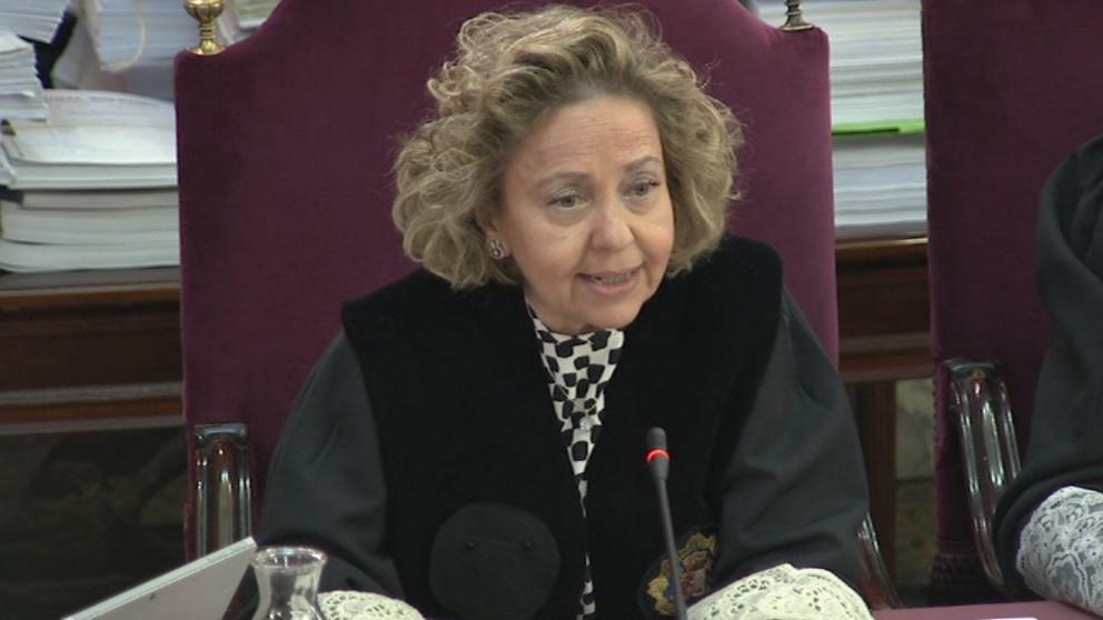 Consuelo Madrigal se une a la acusación de otros juristas al Gobierno de imponer un 'estado de excepción' disfrazado de estado de alarma