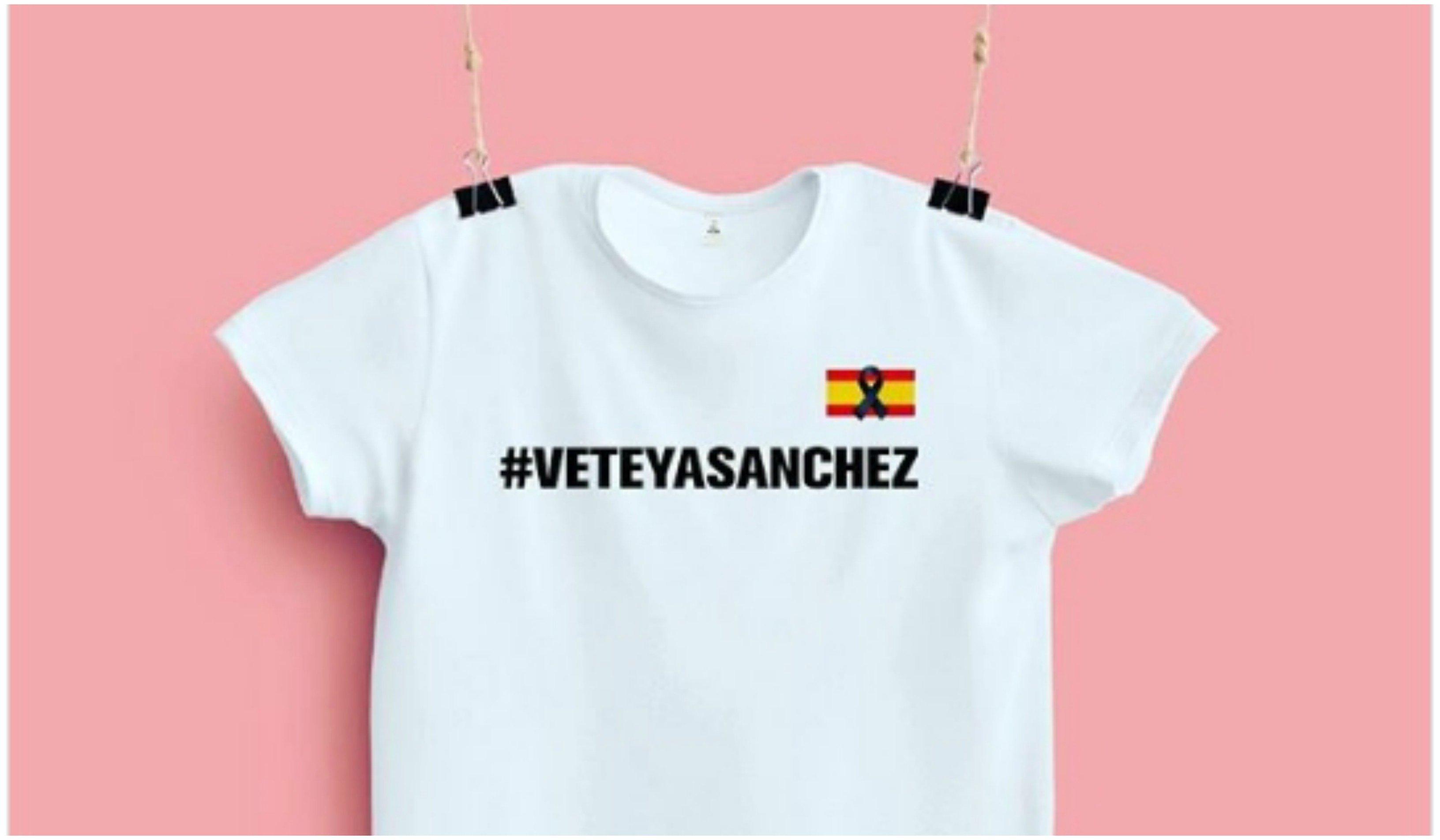 Vete ya Sánchez