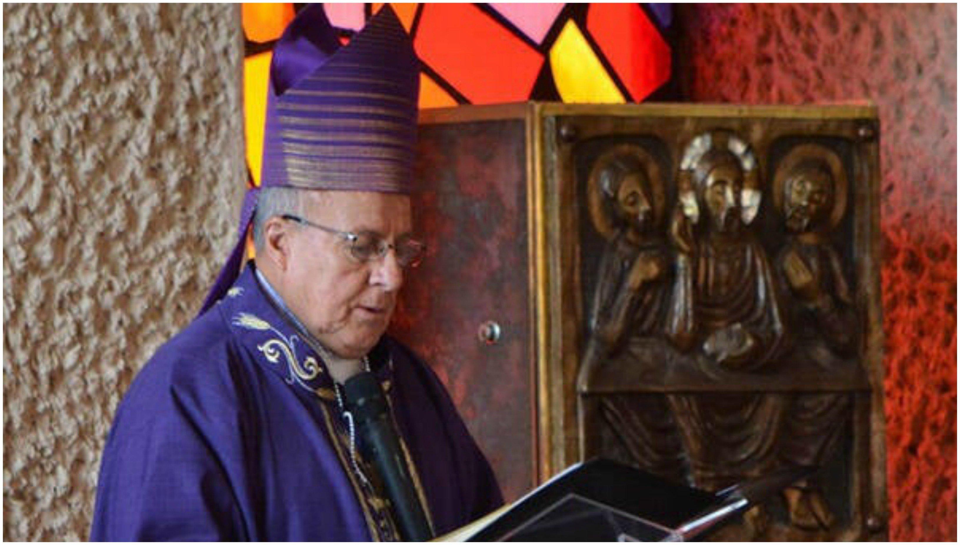 El arzobispo de San Luis Potosí recupera aquello para lo que nació la excomunión: expulsa de la Iglesia a unos ladrones que profanaron la Eucaristía
