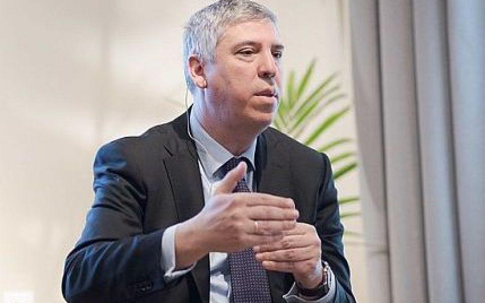 José Vicente de los Mozos, presidente de la patronal Anfac y de Renault en España