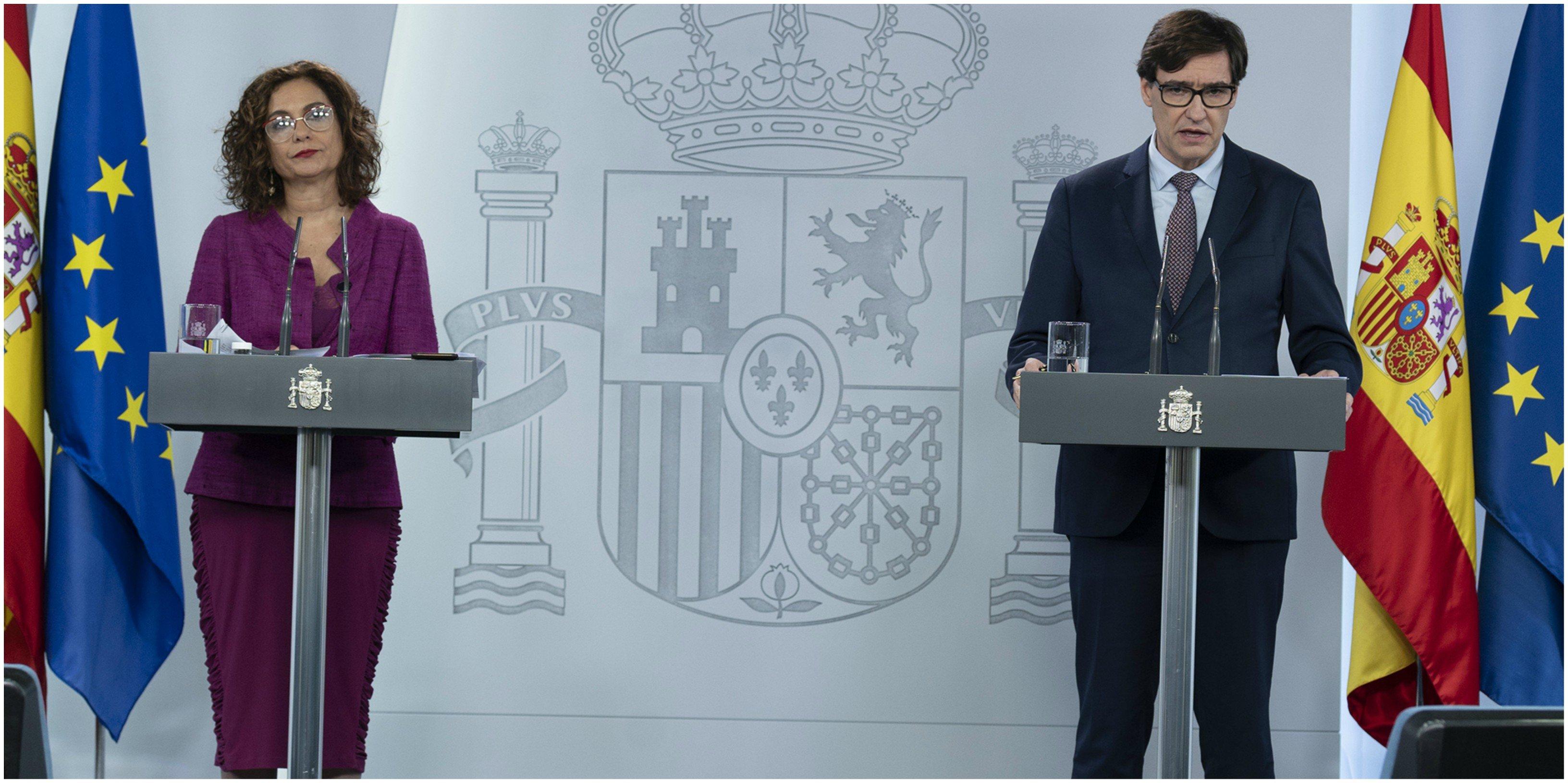 """Consejo de Ministros. Reducir el número de políticos o sus sueldos es """"populismo"""", según Montero"""