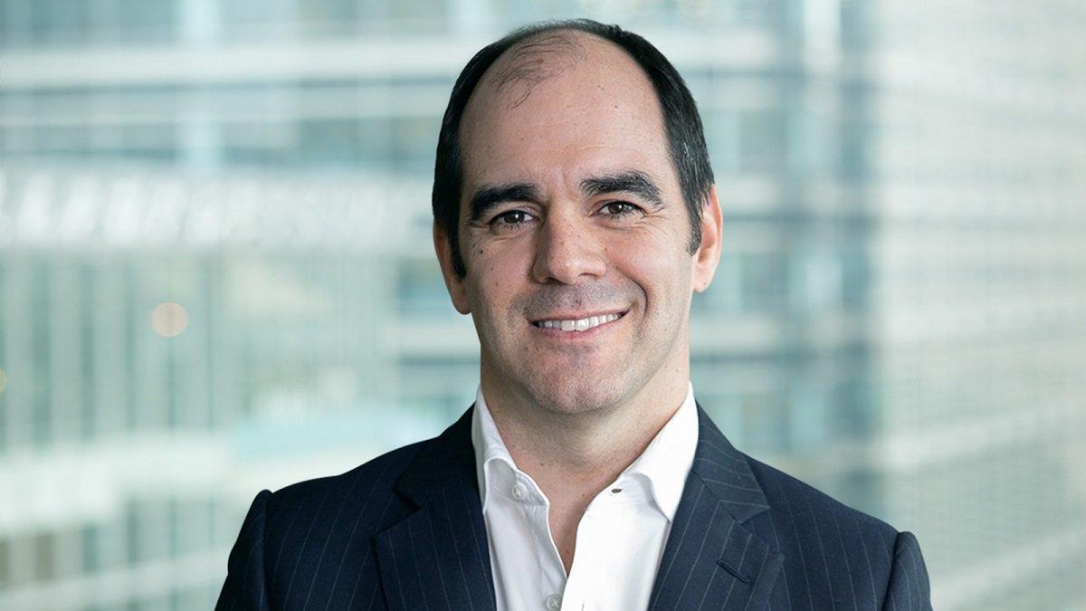 António Simoes ha trabajado en Goldman Sachs, Mckinsey y HSBC