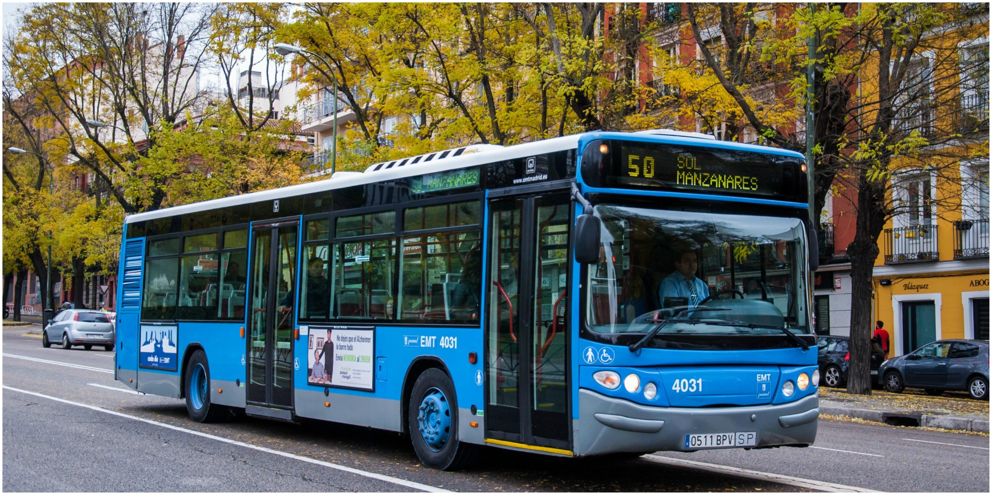 Frenazo en usuarios del transporte público: disminuyeron un 53% en marzo respecto al mismo mes de 2019