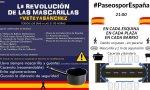 Protestas contra Sánchez en Madrid y en toda España