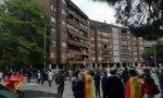 Cacerolada en Pinar de Chamartín (Madrid). Al parecer, no todo el mundo que se manifiesta es pijo ni vive en el barrio de Salamanca