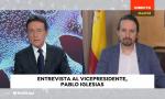 Entrevista de Matías Prats a Pablo Iglesias
