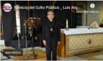 Oportunisímo Argüello: El secretario general de la Conferencia Episcopal anima a los creyentes a vencer «el virus del miedo» en el retorno a las iglesias