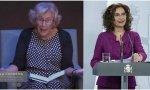 Carmena y Marisú: cuantos más políticos, mejor... el resto es fascismo