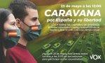 Caravana por España y su Libertad