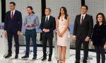 Debate 26-J: todos contra Rajoy que resistió ante los ataques