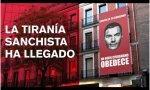 Facua se retrata: denuncia a la empresa que hacía los carteles contra Sánchez