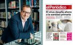 Albert Sáez, director de 'El Periódico de Cataluña'