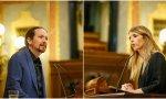 Cayetana llama terrorista al padre de Pablo Iglesias
