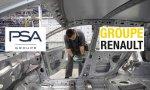 PSA y Renault seguirán fabricando coches en España