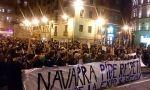 Profanación en Pamplona. Los católicos rebajan la tensión, pero Azcona sigue burlándose
