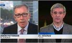 """José Ramón Patterson (corresponsal de TVE en Bruselas) ante el relevo de Miguel Ángel Idígoras (corresponsal en Londres): """"Si el futuro de TVE pasa por decisiones como esta, estamos aviados"""""""