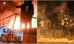 Disturbios en EE.UU y Brasil