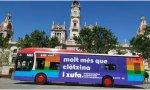 Autobús día del Orgullo Gay, Valencia