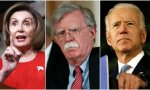 Pelosi, Bolton y Biden