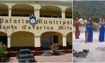 El municipio de Santa Catarina Mita Jutiapa celebra Miss Pandemia