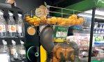 Máquina de zumo que está disponible, de nuevo, en los supermercados de Mercadona