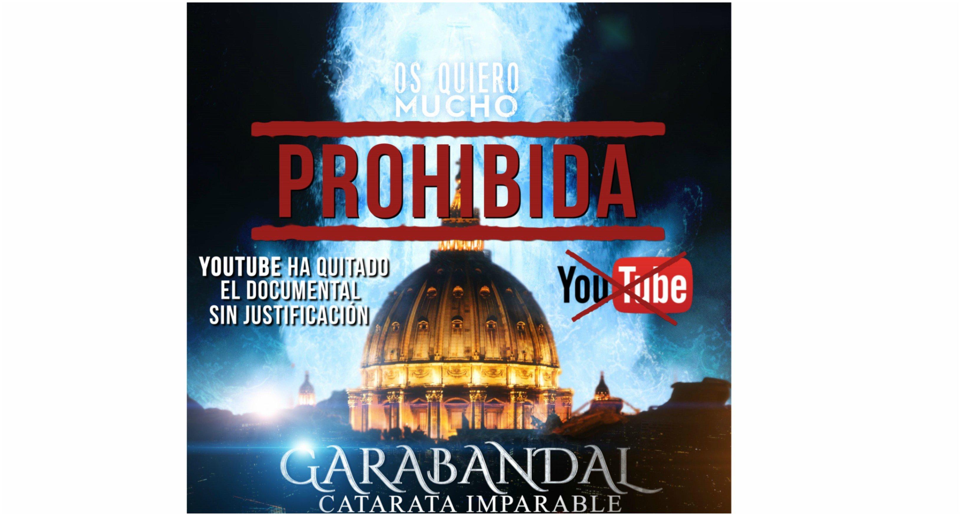 Youtube Censura La Pelicula Sobre Las Apariciones De La V
