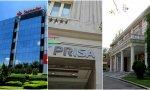 Sedes Santander, PRISA y Moncloa