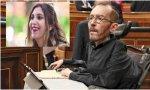 El doble rasero de Pablo Echenique a la hora de hablar del caso Dina: al ser una cuestión judicial, insulta a Eduardo Inda, pero no habla de Pablo Iglesias