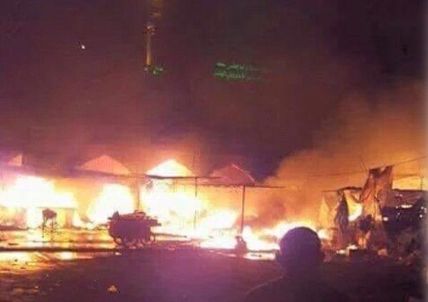 EEUU ataca a milicias chiíes