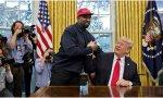 Kayne West le disputará a Trump la Presidencia de EE.UU.