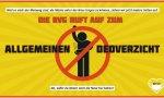 Coronavirus. Sistema alemán: no te laves y así los demás se pondrán la mascarilla para no olerte