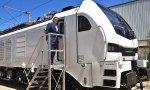 Íñigo Parra, presidente de Stadler Rail Valencia, filial de la compañía suiza de fabricación de trenes