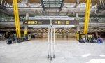 El aeropuerto Adolfo Suárez Madrid-Barajas ha visto reducido el tráfico de pasajeros a la mínima expresión en el confinamiento
