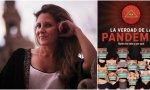 Cristina Martín Jiménez y su libro 'La verdad de la pandemia'