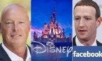El gigante de ocio y entretenimiento que dirige Bob Chapek se escandaliza del odio de la red social de Mark Zuckerberg