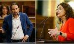 Montero (Marisú, no Irene) desautoriza a Iglesias: los Presupuestos se pactarán con el PP
