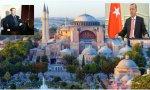 Erdogan profana Santa Sofía pero Ataturk ya lo hizo antes