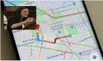 A Irene Montero no le gusta Google Maps