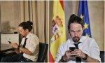 """Todo por mis niños. Pablo Iglesias cambia de look y se recoge la coleta: """"Mis hijos me tiran del pelo"""""""