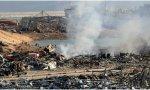 Beirut. ¿Accidente o atentado Se investiga el origen de la explosión que ha causado más de 100 muertos