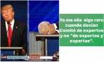 La verdad está en los memes. 'Somnoliento Joe': cómo ofender a negros e hispanos a la vez