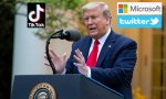 Trump prohibirá TikTok en EEUU, pero ve bien que su negocio allí lo adquiera una compañía estadounidense