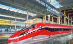 Tren de alta velocidad que Hitachi y Bombardier suministrarán a Ilsa para competir con Renfe