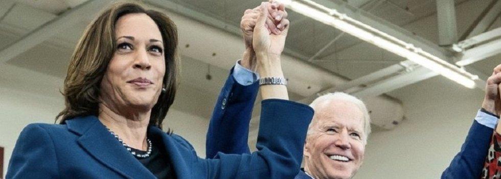 Joe Biden y Kamala Harris, los más proabortistas